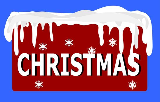 Christmas Logo red