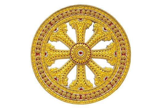wheel of dhamma of buddhism