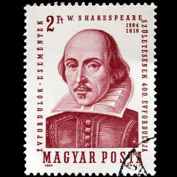 Shakespeare Stamp