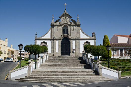 The Calvario chapel