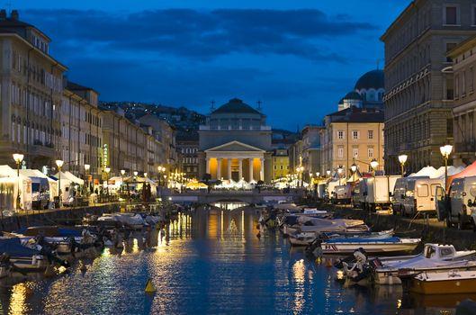 Trieste - Ponterosso