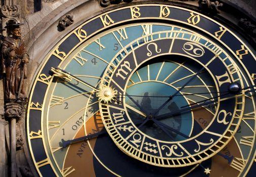 Prague. Astronomical clock