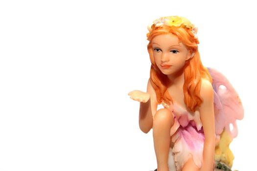 Fairy from ceramics