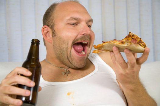 Unhealthy behaviour