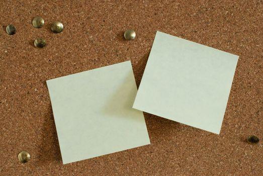 noticeboard notes