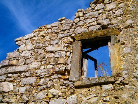 finestra nel cielo