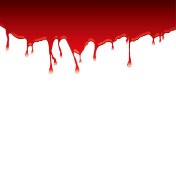 blood dribble top