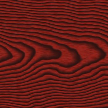 Wavy wood texture in red shades