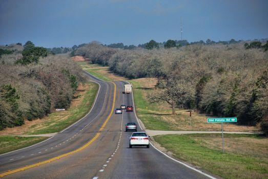 Texas Road, 2008