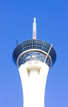 Stratosphere Hotel and Casino, Las Vegas, Nevada, USA