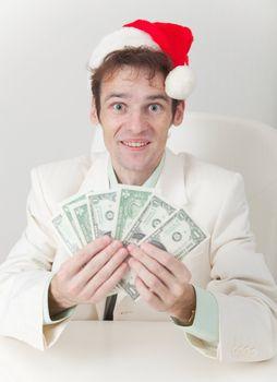 Clerk has received Christmas premium