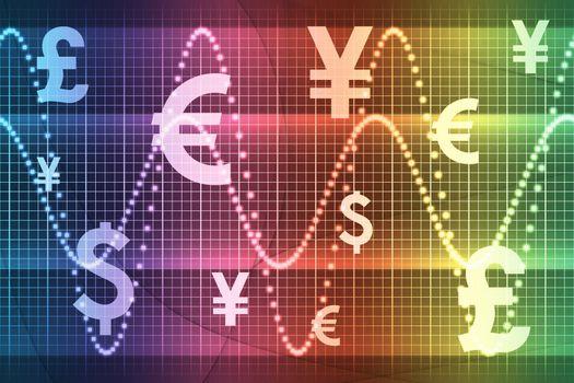 Rainbow Financial Sector Global Currencies
