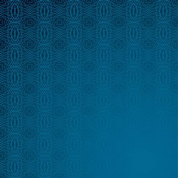 Shades of blue seamless repeat pattern with gradient area