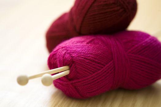 roll of yarn