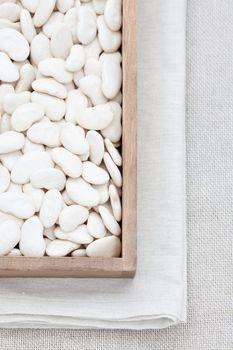 White butter beans