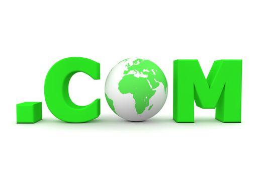 World Dot Com Green