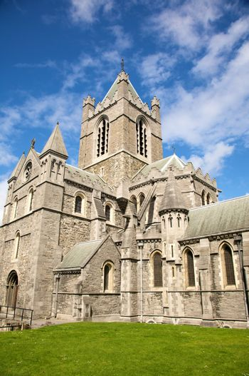 christ church cathedral side