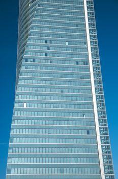 part of skyscraper
