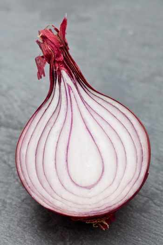 Half a fresh red onion