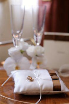 Wedding symbols set