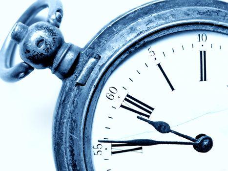 five minute till twelve