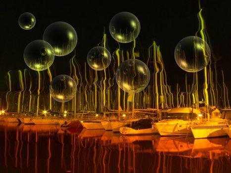 Bubble Harbor