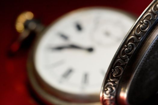 Clock face antique pocket watches
