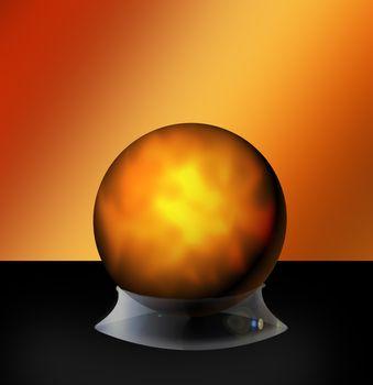 luminous sphere