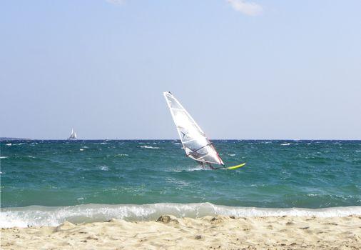 Windsurf ofSanta Teresa di Gallura