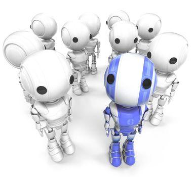 Unique Robot Individual