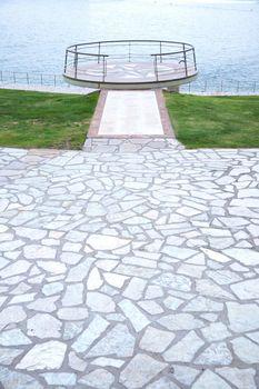 circular platform