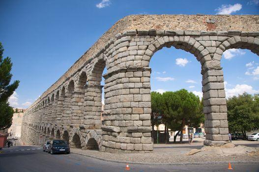 aqueduct curve