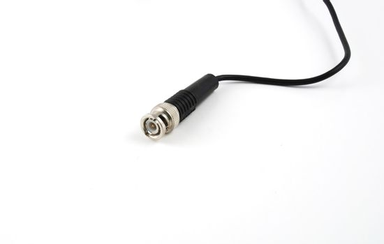 BNC connectors and cable for electronic experimentation and design