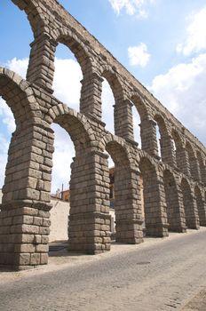 great arcade of aqueduct
