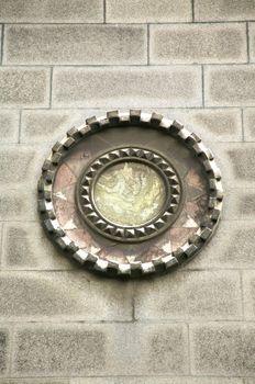 irish shield