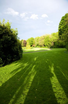 green irish park
