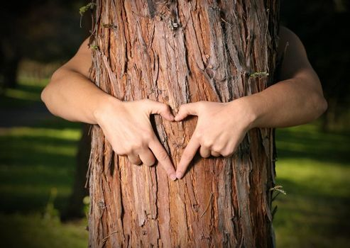 A person who loves nature, saves nature or empowers people to grow and care for urban and community trees and forests.