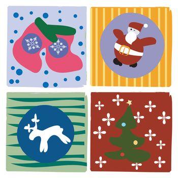 Christmas little cards