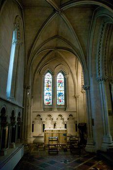 chapel indoor