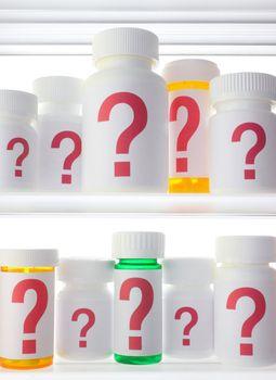 Medicine Cabinet of Worry