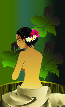 Spa Illustration 16