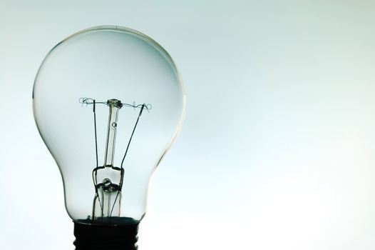 bulb showing concept of idea creativity and innovation