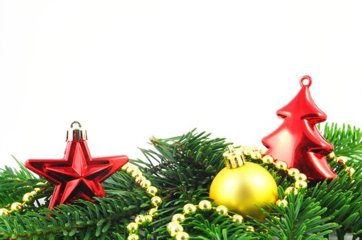 advent decoration showing xmas or christmas concept with free text space