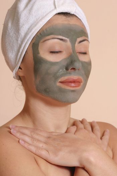 Peace & Purity woman facial