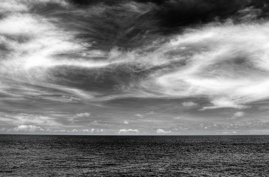 Nature beauty of sea
