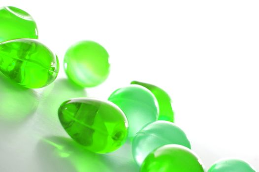 abstract pill background showing concept of pharmaceutical industry