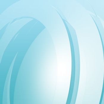 Abstract wallpaper background illustration of smooth flowing colors