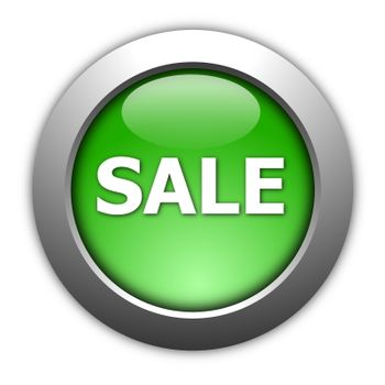 sale button