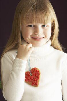 Portrait of a little child