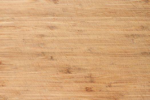 Old worn cutting board